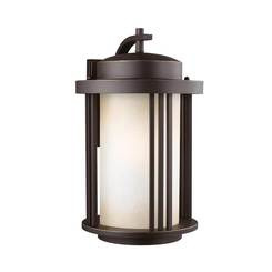 Sea Gull Lighting 8847901EN3-71 Large One Light Outdoor Wall Lantern
