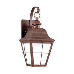 Sea Gull Lighting 89062-44 One Light Outdoor Wall Lantern