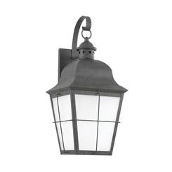 Sea Gull Lighting 89273-46 One Light Outdoor Wall Lantern