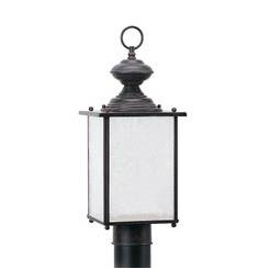 Sea Gull Lighting 89386EN-08 One Light Outdoor Post Lantern