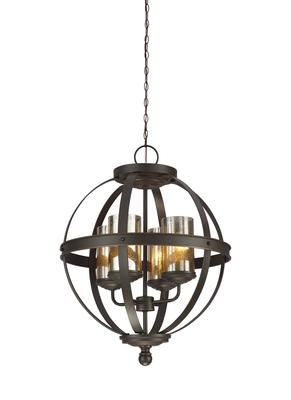 Sea Gull Lighting 3110404-715 Sfera Four Light Chandelier