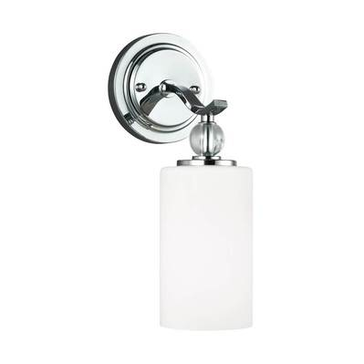 Sea Gull Lighting 4113401-05 Englehorn One Light Wall / Bath