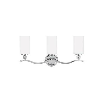 Sea Gull Lighting 4413403EN3-05 Three Light Wall / Bath