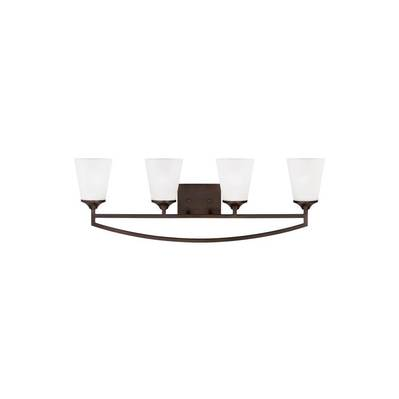 Sea Gull Lighting 4424504EN3-710 Four Light Wall/ Bath