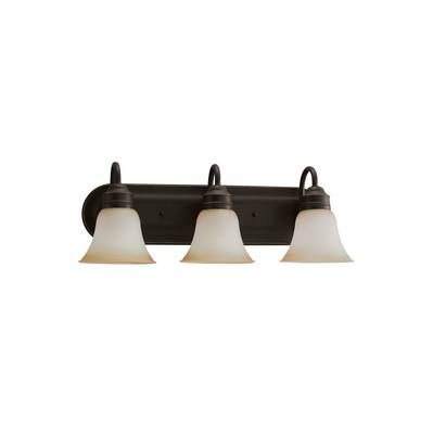 Sea Gull Lighting 44852-782 Three Light Wall / Bath