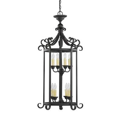 Sea Gull Lighting 51121-820 Eight Light Hall / Foyer