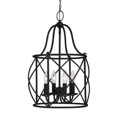 Sea Gull Lighting 5116404-839 Four Light Hall / Foyer