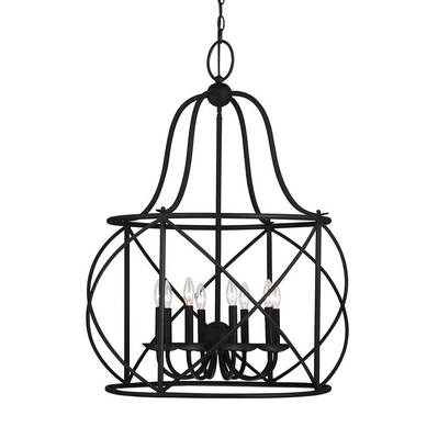 Sea Gull Lighting 5116408-839 Eight Light Hall / Foyer