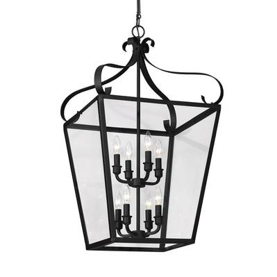 Sea Gull Lighting 5119408-839 Eight Light Hall / Foyer