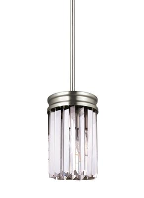 Sea Gull Lighting 6114001EN3-965 One Light Mini-Pendant