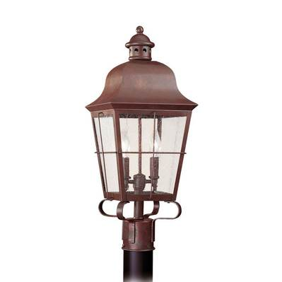 Sea Gull Lighting 8262EN-44 Two Light Outdoor Post Lantern