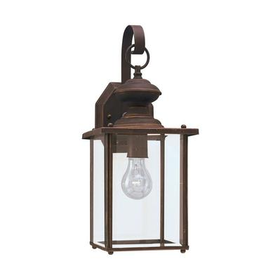 Sea Gull Lighting 8458-71 Jamestowne One Light Outdoor Wall Lantern